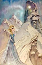 Elsa by SilviaShi