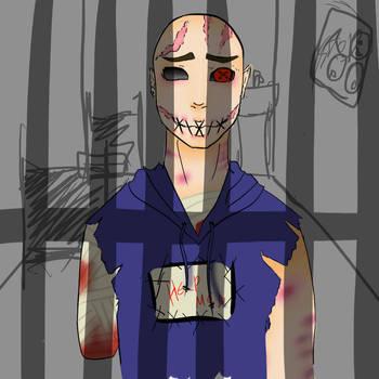 Cry Man by Thewolfmoon10