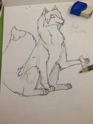 Lyana Ink by Thewolfmoon10