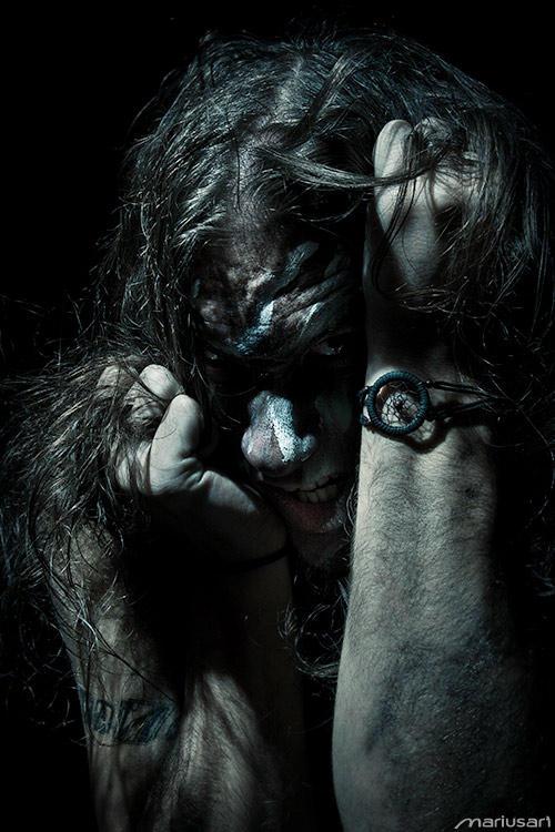 Darksides - Psycho by VoidIndex