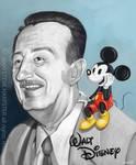 Walt Disney Tribute by sharpie99