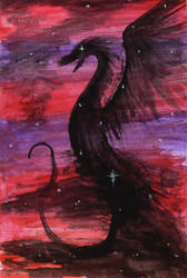 Dragon Nebula by Izile