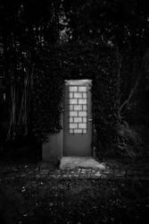 The exit door by Bolv3rk