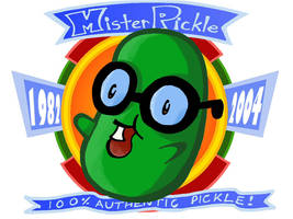 Mister Pickle Wallpaper by Stuffedsquirrel222