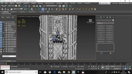 Skyscraper - Outside view - P2 by Conor3DDesign