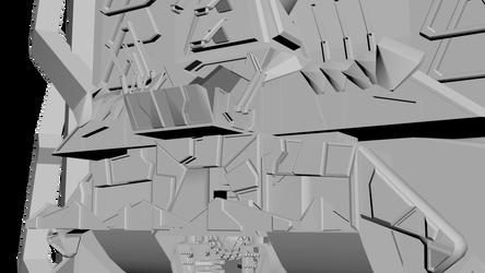 Skyscraper - Outside Complete by Conor3DDesign