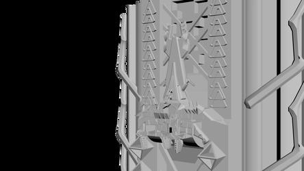 Skyscraper - Outside Complete - Fullview by Conor3DDesign