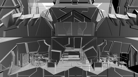 Skyscraper - Reflective Texture by Conor3DDesign