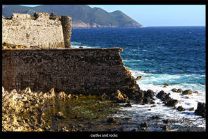 Castles and rocks by archonGX