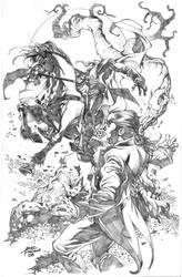 Ichabod Crane by arielpadilla