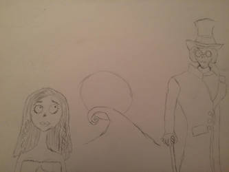 Another person's reality. (uncoloured) by jmfjmfjmf