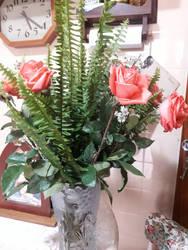 My first bouquet by marianagatto