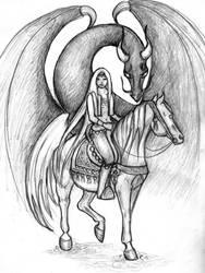 Daenerys by AquilegiaNox