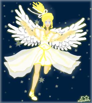 Star Angel by KingaQwerty