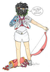 Cupid's Substitute by tabbykit