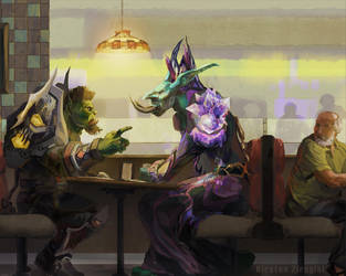 The Roleplayers by Zirngibl