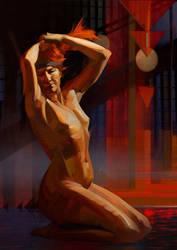 Deco Figure by Zirngibl