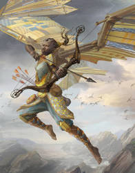 Hawkeye by Zirngibl