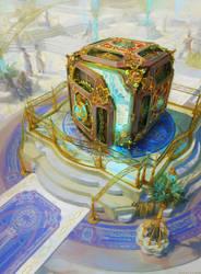Mana Vault by Zirngibl