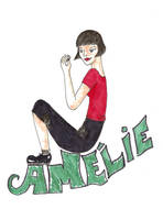 Amelie by analubelico