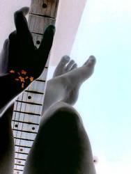 guitarlegs by Aliltaste