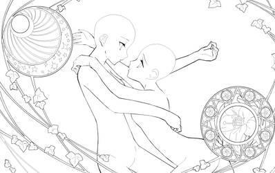 Kannazuki no Miko ending base by SpaceOrphans