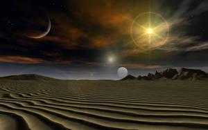 Dune 3 by MarcosAlipio