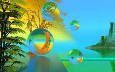 Spheres 00679 - 082018 - 1 by MarcosAlipio