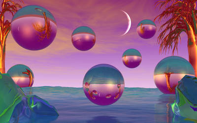 Spheres 00677 - 082018 - 1 by MarcosAlipio