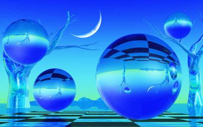 Spheres 00698 - 082018 - 1 by MarcosAlipio