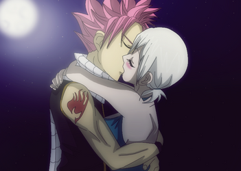 NaLi First Kiss and Date!XD by 0Eka0
