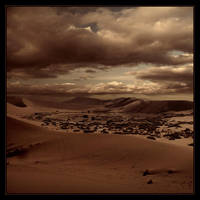 sandstorm dreaming... by xcaliforniax