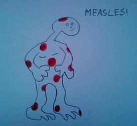 Measles by Frogstopper