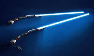 Toxa Lightsabers by JNetRocks