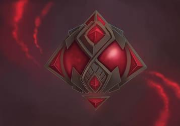 COM: Crimson Orb by JNetRocks