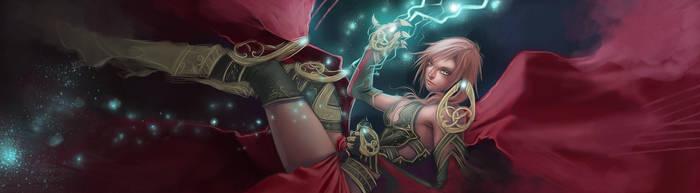 Lightning Reloaded by JNetRocks