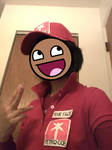 5C GG's MySpace Profile Pic by AiZhaoDao