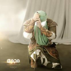 Ghareeb Hussain by 9Ashknani