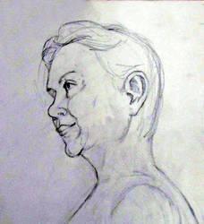 Lady by AlexIlieva