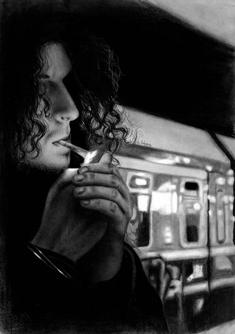 The Passenger by MarouliLumen