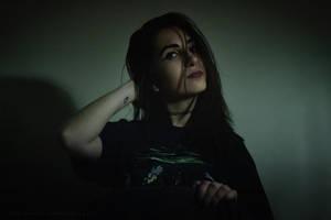 Obscure movement I by LedurnetaPhotography