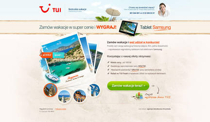 TUI - Travel Agency by Meentor