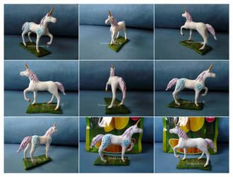 Charline the Unicorn by yashakawaii