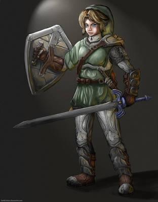 Link by DarkEchelon
