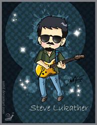 Steve Lukather by nattif