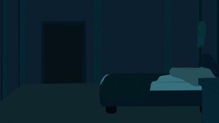 Dark Room by Klaifferon