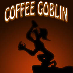 Coffee Goblin by sythis