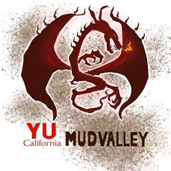 YU CA mudvalley T-shirt  by ansem-the-dead