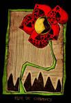 Flor de corazones by HieloHieloHielo