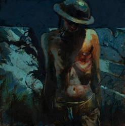 Beaten to the Wide by George-Pratt
